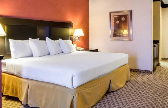 Suite Quality Inn and Suites Oakwood Village
