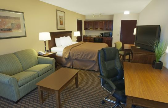 Bar del hotel Quality Inn & Suites Dawsonville
