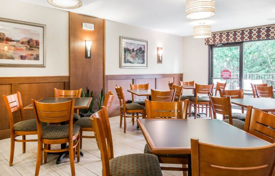 Restaurant Quality Inn and Suites Dawsonville