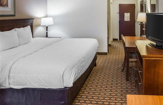 Zimmer Quality Inn and Suites Dawsonville
