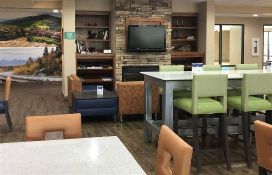 Restaurant Quality Inn and Suites University