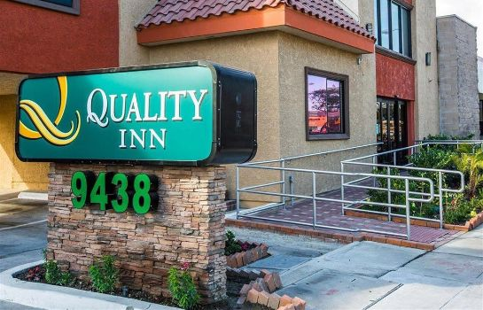 Vista esterna Quality Inn Downey