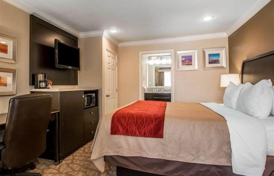 Room Quality Inn Downey Quality Inn Downey