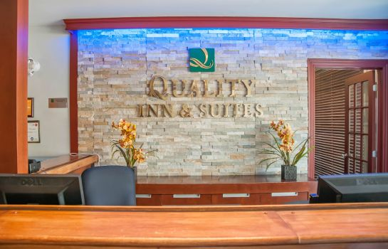 Hall Quality Inn & Suites Le Versailles