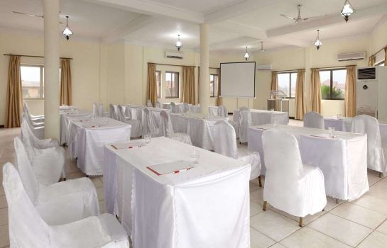 Conference room RAMADA RESORT ACCRA COCO BEACH