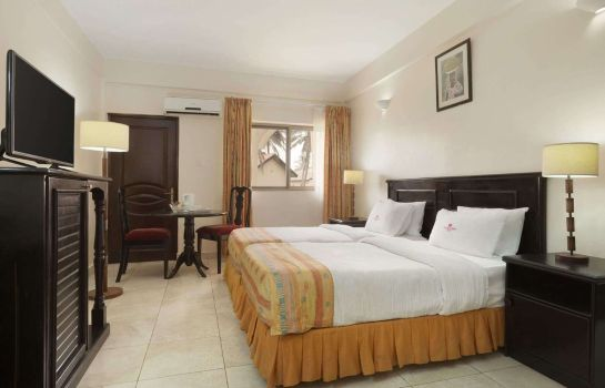 Room RAMADA RESORT ACCRA COCO BEACH