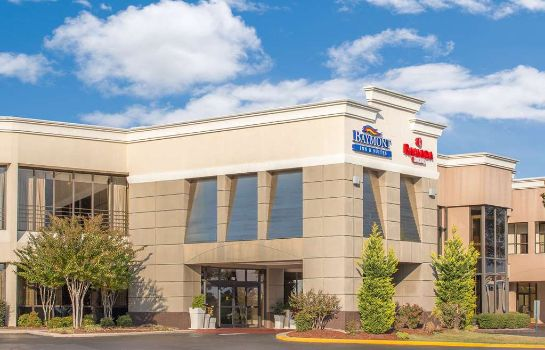 Exterior view RAMADA PLAZA FAYETTEVILLE FORT