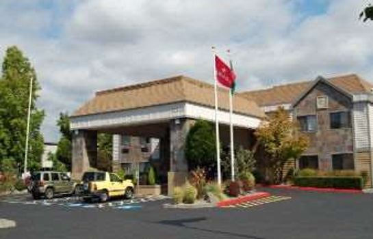 Exterior view RAMADA KENT SEATTLE AREA