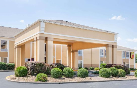 Exterior view SURESTAY PLUS BY BEST WESTERN EVANSVILLE