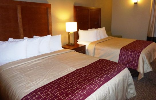 Zimmer Red Roof Inn Newport News - Yorktown