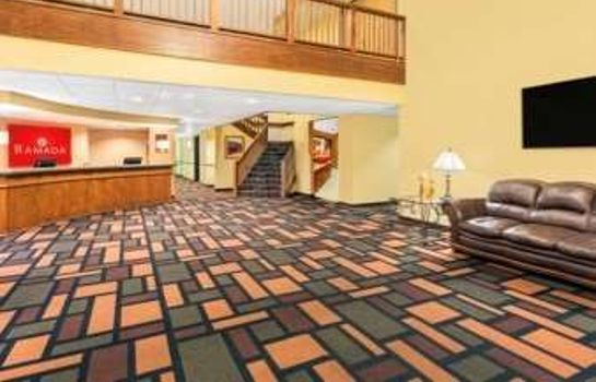 Hol hotelowy Ramada by Wyndham Kent Seattle Area