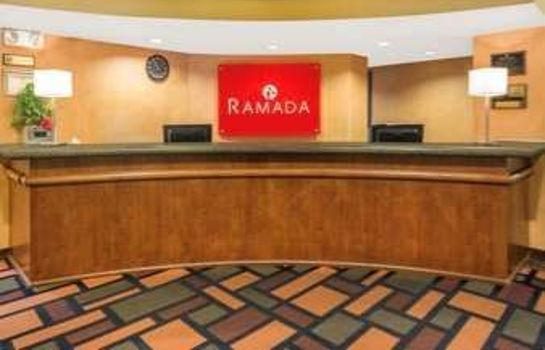 Lobby RAMADA KENT SEATTLE AREA