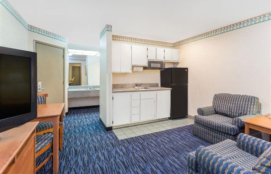 Chambre Ramada by Wyndham Kent Seattle Area