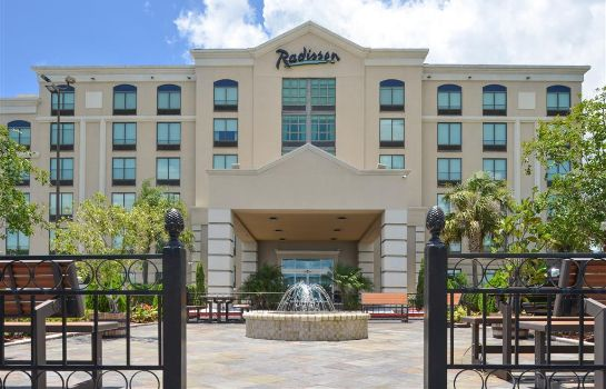 Vista esterna RADISSON NEW ORLEANS AIRPORT
