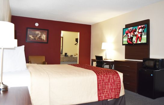 Kamers Red Roof Inn and Suites Commerce - Athens