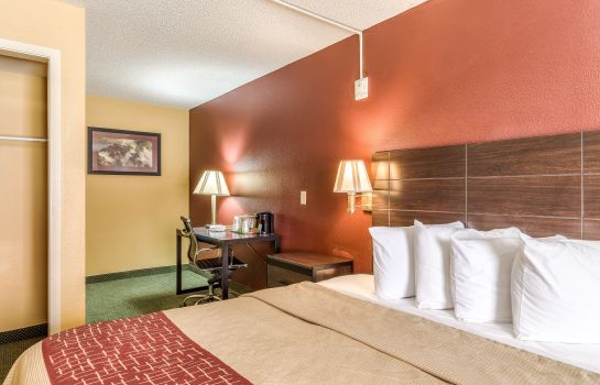Zimmer Red Roof Inn Amarillo West