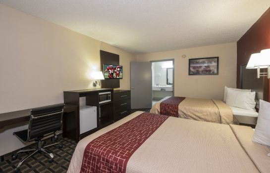 Room Red Roof Inn Acworth