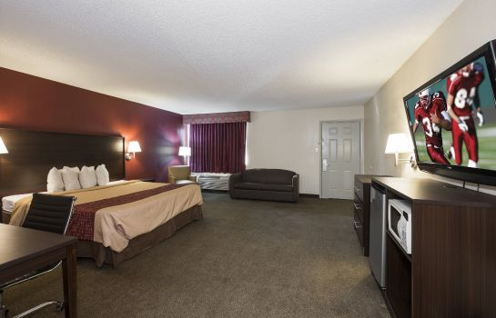 Zimmer Red Roof Inn Acworth