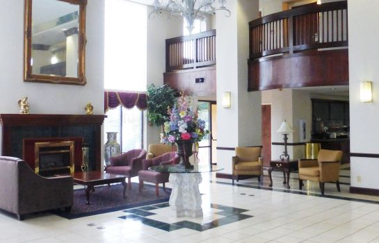 Lobby Red Roof Suites Newnan
