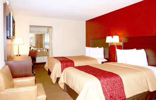Zimmer RED ROOF INN SUWANEE