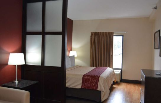 Suite Red Roof PLUS Chattanooga-Downtown