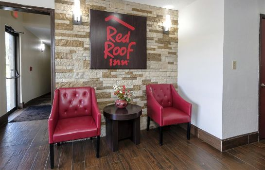 Hotelhal Red Roof Culpeper