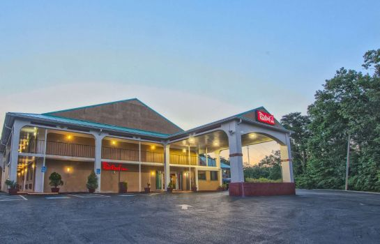 Außenansicht Red Roof Inn Crossville