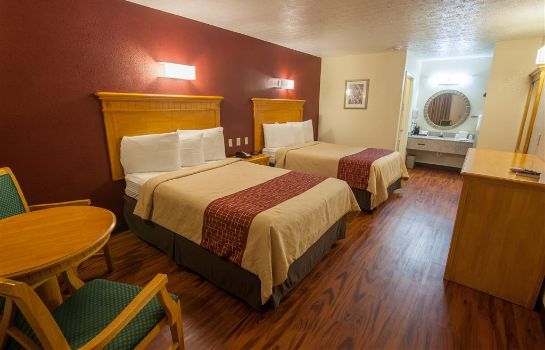 Zimmer Red Roof Inn Crossville