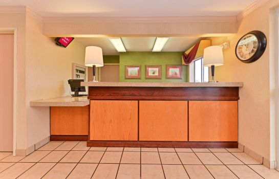 Hotelhal IL Red Roof Inn and Suites Danville