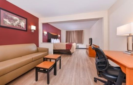 Suite IL Red Roof Suites Danville