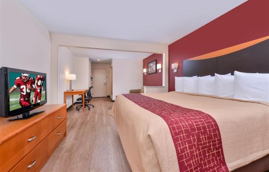 Camera IL Red Roof Suites Danville