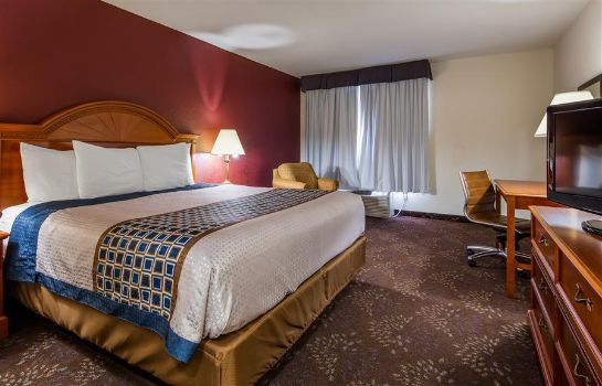 Chambre SureStay Plus Hotel by Best Western Evansville