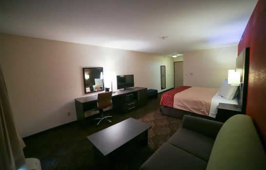 Room SURESTAY PLUS BY BEST WESTERN EVANSVILLE