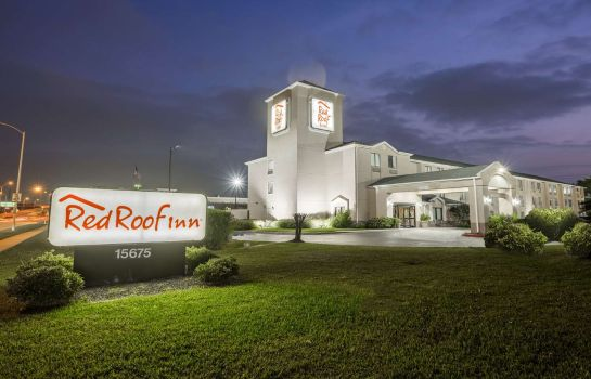 Exterior view Red Roof Inn Houston - IAH Airport/JFK BLVD