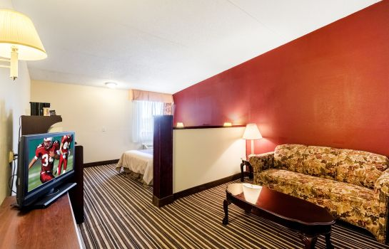 Suite RED ROOF SUITES TERRE HAUTE