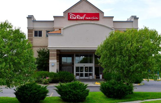 Exterior view Red Roof Suites Lincoln
