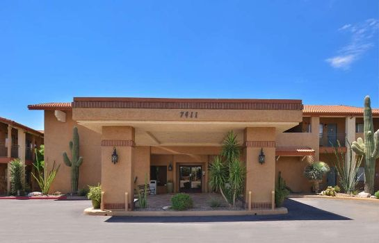 Widok zewnętrzny RED LION INN AND SUITES TUCSON FOOTHILLS