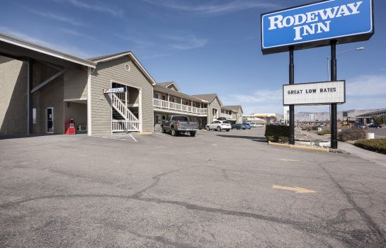 Exterior view Rodeway Inn Grand Junction