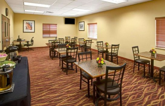 Restaurante Rodeway Inn & Suites Phillipsburg
