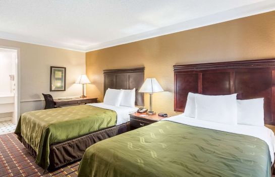 Chambre double (confort) Quality Inn Jackson