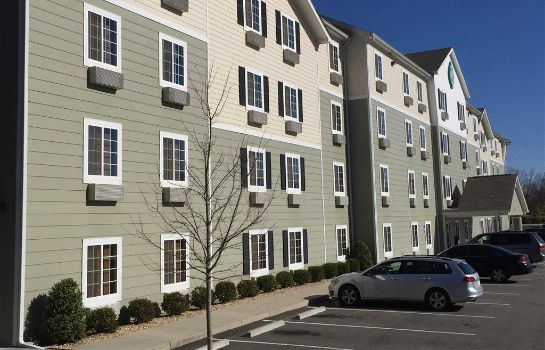 Vista exterior VALUE PLACE ALPHARETTA