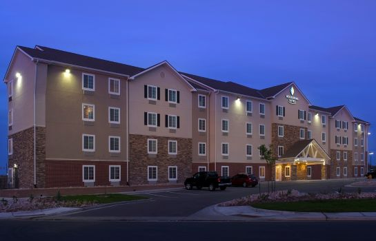 Außenansicht WOODSPRINGS SUITES AURORA EAST