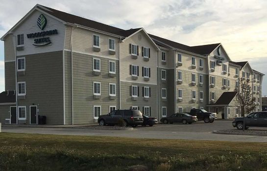 Vista esterna WOODSPRING SUITES DICKINSON