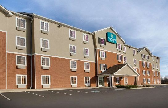 Vista esterna WOODSPRING SUITES FORT WAYNE