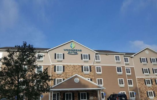 Vista esterna WOODSPRING SUITES LAKE CHARLES