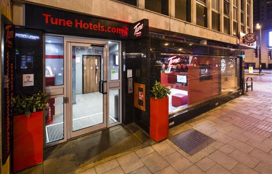 Vista exterior TUNE HOTEL WESTMINSTER LONDON