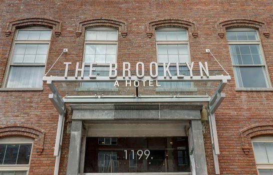 Exterior view THE BROOKLYN A HOTEL