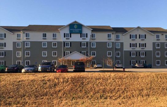 Exterior view WOODSPRING SUITES CHESAPEAKE-N