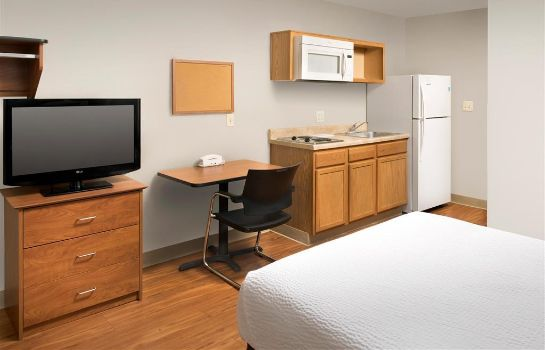 Pokój WoodSpring Suites Atlanta Chamblee