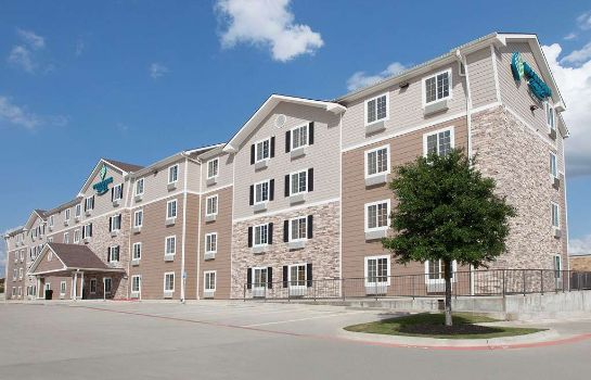 Exterior view WOODSPRING SUITES COLLEGE STAT